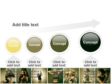 Sport Activities PowerPoint Template Slide 13