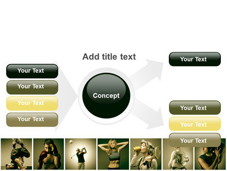Sport Activities PowerPoint Template Slide 14