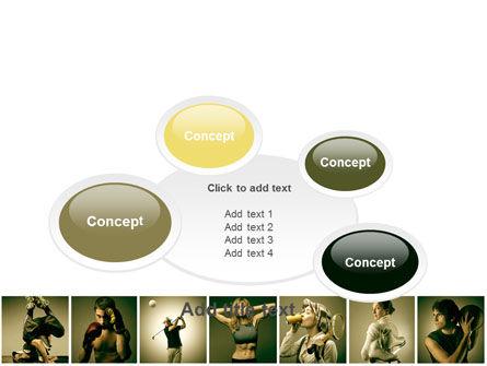 Sport Activities PowerPoint Template Slide 16