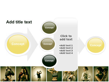 Sport Activities PowerPoint Template Slide 17