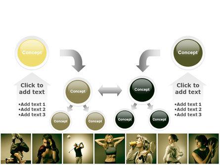 Sport Activities PowerPoint Template Slide 19