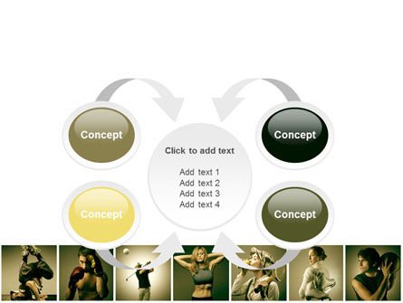 Sport Activities PowerPoint Template Slide 6