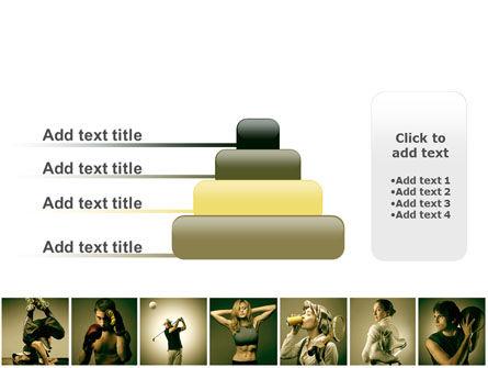 Sport Activities PowerPoint Template Slide 8