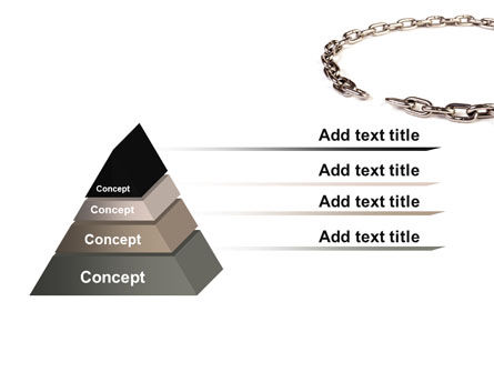 Torn Chain PowerPoint Template Slide 12