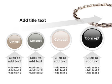 Torn Chain PowerPoint Template Slide 13