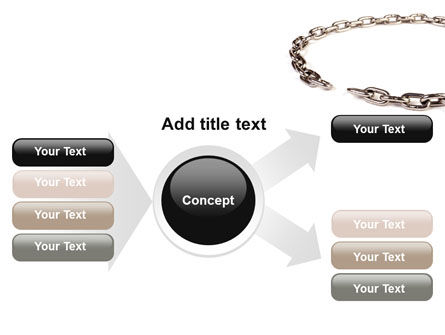 Torn Chain PowerPoint Template Slide 14