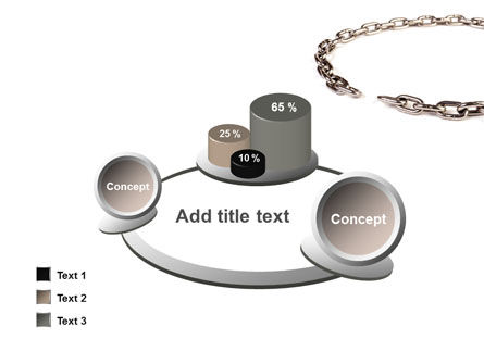 Torn Chain PowerPoint Template Slide 16