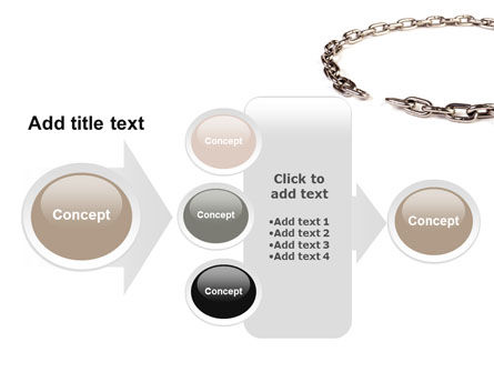 Torn Chain PowerPoint Template Slide 17