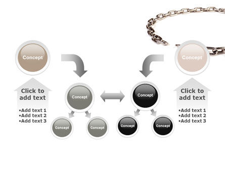 Torn Chain PowerPoint Template Slide 19