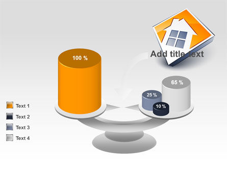 Cottage Icon PowerPoint Template Slide 10