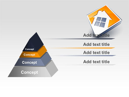 Cottage Icon PowerPoint Template Slide 12
