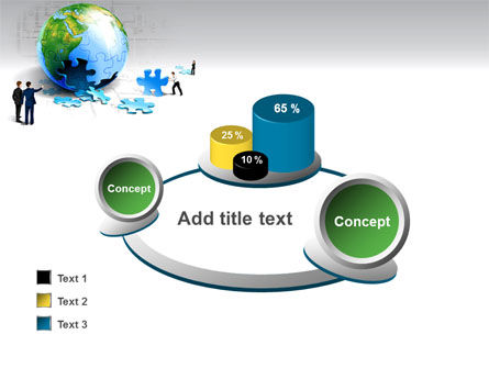 Finalization Of Jigsaw World PowerPoint Template Slide 16