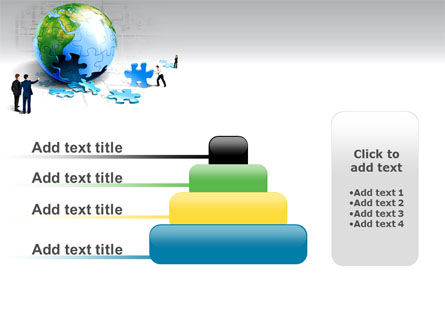 Finalization Of Jigsaw World PowerPoint Template Slide 8