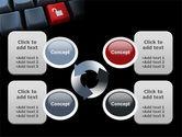 Unlock Key PowerPoint Template#9