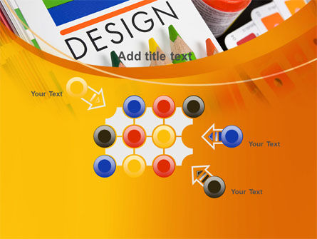 Design Tools PowerPoint Template Slide 10