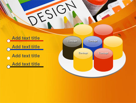 Design Tools PowerPoint Template Slide 12