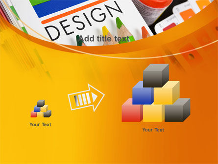 Design Tools PowerPoint Template Slide 13