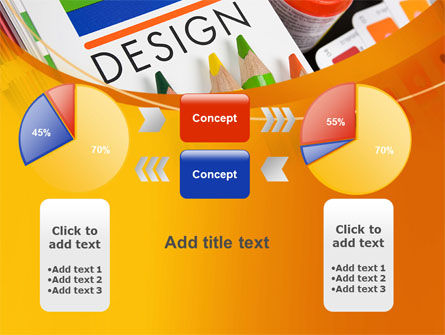 Design Tools PowerPoint Template Slide 16