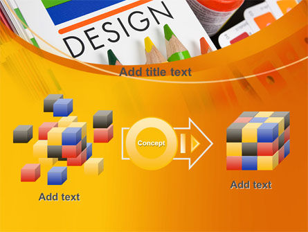 Design Tools PowerPoint Template Slide 17