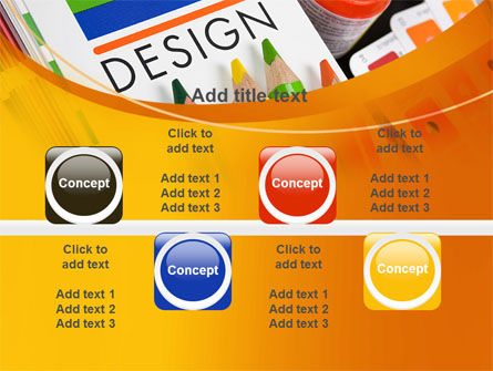 Design Tools PowerPoint Template Slide 18