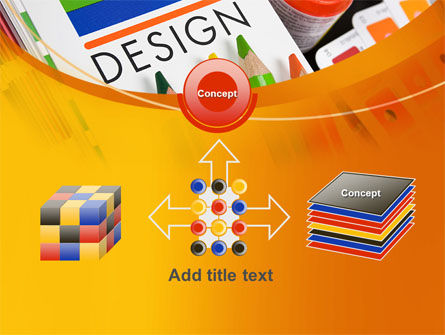 Design Tools PowerPoint Template Slide 19