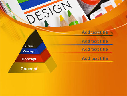 Design Tools PowerPoint Template, Slide 4, 07617, Careers/Industry — PoweredTemplate.com