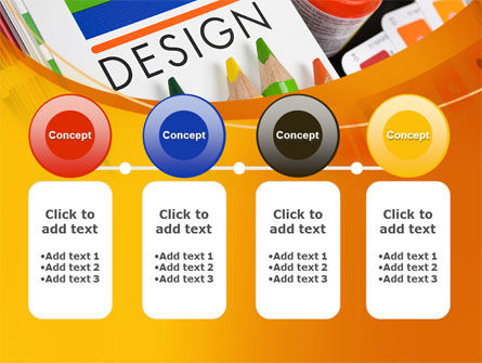 Design Tools PowerPoint Template Slide 5