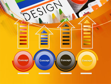 Design Tools PowerPoint Template Slide 7