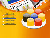 Design Tools PowerPoint Template#12