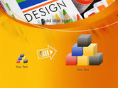 Design Tools PowerPoint Template#13