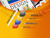 Design Tools PowerPoint Template#14