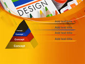 Design Tools PowerPoint Template#4