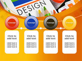 Design Tools PowerPoint Template#5