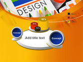 Design Tools PowerPoint Template#6