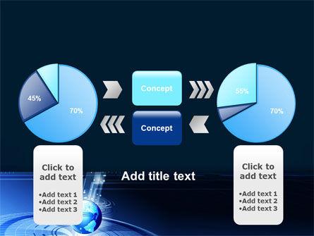 World Center PowerPoint Template Slide 11