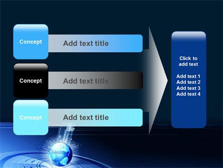 World Center PowerPoint Template Slide 12