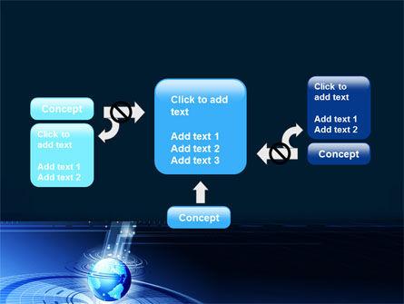 World Center PowerPoint Template Slide 13
