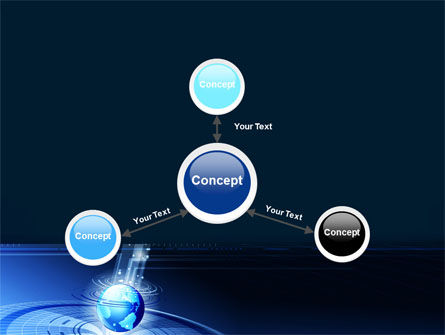 World Center PowerPoint Template Slide 14