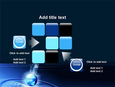 World Center PowerPoint Template Slide 16