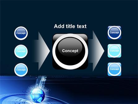 World Center PowerPoint Template Slide 17