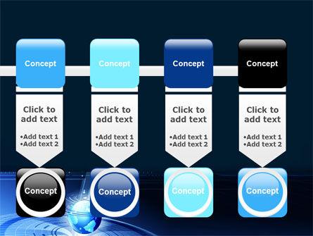 World Center PowerPoint Template Slide 18