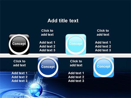 World Center PowerPoint Template Slide 19
