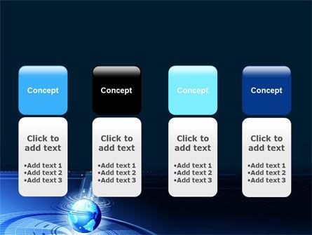 World Center PowerPoint Template Slide 5