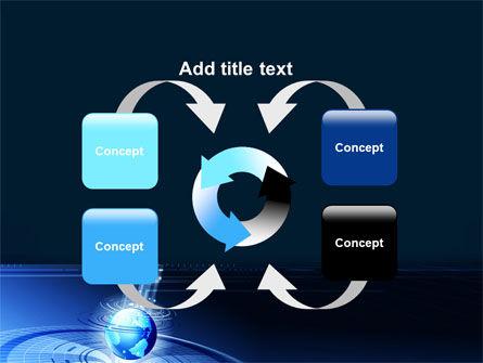 World Center PowerPoint Template Slide 6