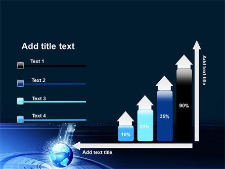 World Center PowerPoint Template Slide 8