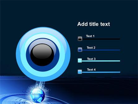 World Center PowerPoint Template Slide 9