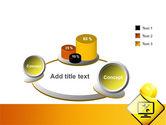 Tech Support Sign PowerPoint Template#6