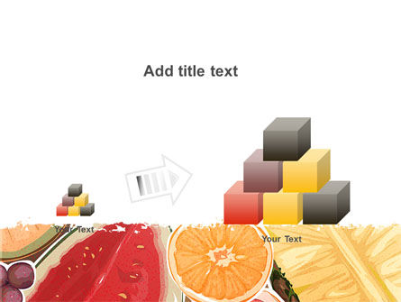 Fruit Pulp PowerPoint Template Slide 13