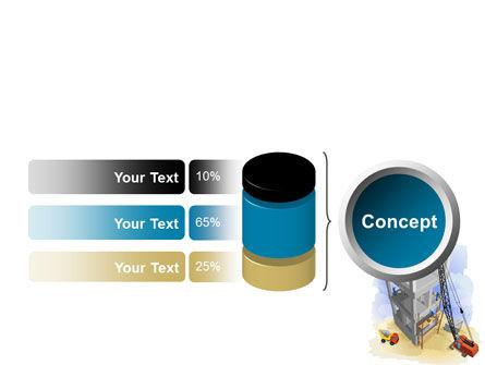 Building Site PowerPoint Template Slide 11