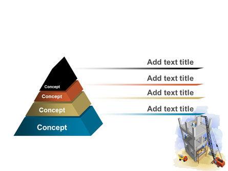 Building Site PowerPoint Template Slide 12